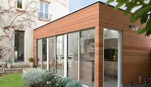 Comment Agrandir Sa Maison : comment agrandir une maison de plain pied ventana blog ~ Dallasstarsshop.com Idées de Décoration