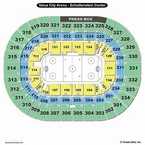Schottenstein Center Seating Chart Value City Arena Schottenstein Center Seating Chart