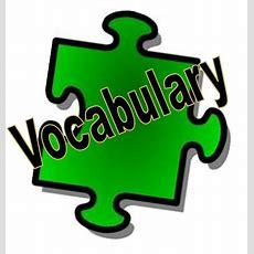 7th Grade Vocabulary  Ms Scarpa's Site