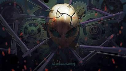 Desktop Alienware Backgrounds Cool Wallpapers Purple Sfondi