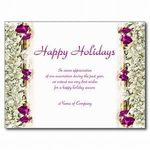 Business christmas card sayings christmas lights card for Sayings for business christmas cards