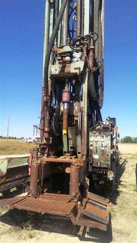 ingersoll rand drill rigs 2003 ingersoll rand rd20 iii drill rig best used rebuilt machinery at east west drilling