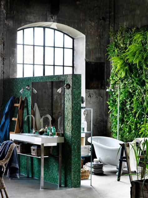 Industrial Chic Bathroom Design Ideas Interiorholicm