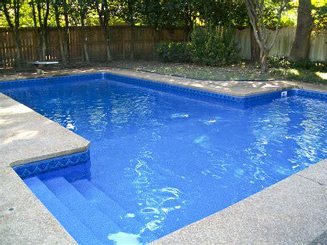 Inground Swimming Pool Liner