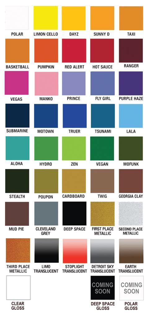 plutonium paint color chart our products pinterest colour chart paint colour charts and
