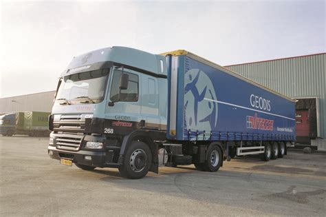 Geodis To Buy Logistics Operator Ohl ǀ Air Cargo News