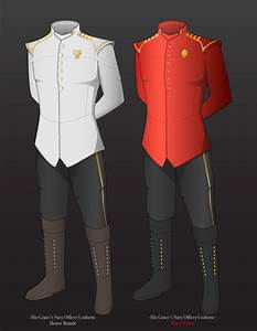 The uniforms for the Imperial Army of Lavassa. For club ...