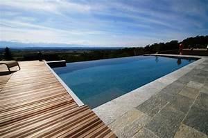 piscines a debordement avec vue degagee sur mer ou With piscine miroir a debordement 0 la piscine 224 debordement une des plus belles piscines
