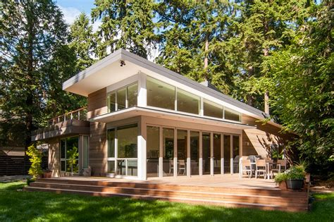 Shed Roof House Designs by Simple Modern Roof Designs