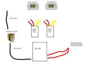 zone valve wiring diagram honeywell zone image similiar 4 wire zone valve wiring diagram keywords on zone valve wiring diagram honeywell