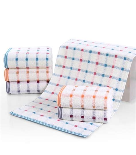 Checkered White Towel Manufacturers & Suppliers In Usa 2019