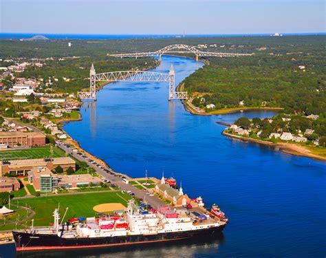 Cape Cod Canal Celebrates 100th Anniversary