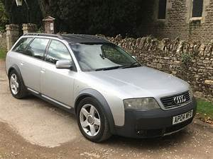 Audi A6 Allroad 2 5 Tdi Estate Cambelted Moted 2004