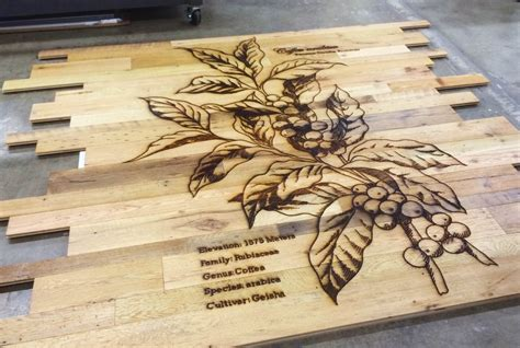 laser cutting  large format wood wall cladding laser engraving