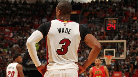 Dwyane Wade, Miami Heat By The Numbers