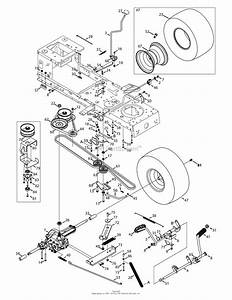 Mtd 13ap78xs099  247 203761   T1800   2015  Parts Diagram