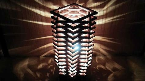 wooden lamp diy projects craft ideas