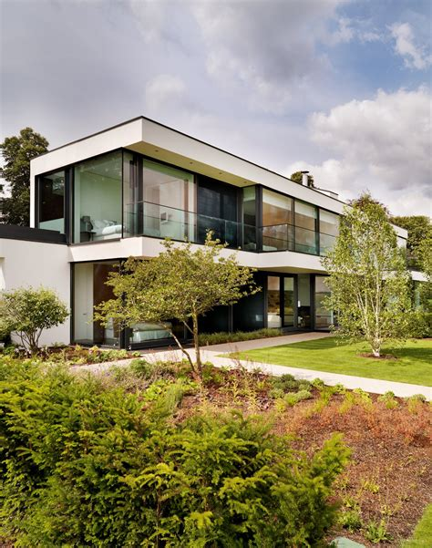modern country home designs property a modern country house by gregory phillips architects