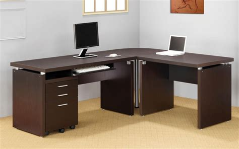 small desks for small spaces l shaped desks for small spaces ideas throughout small l