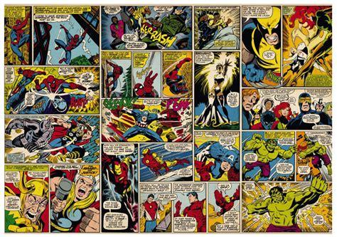 vintage comic book wallpaper gallery