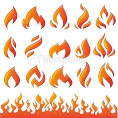 flame pattern   printable outline  crafts