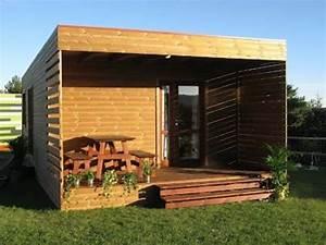 Chalet En Bois Habitable Livré Monté : chalet bois kit habitable ~ Dailycaller-alerts.com Idées de Décoration