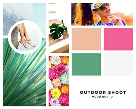 customize mood boards photo collage templates canva