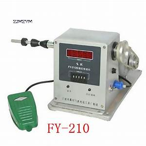New Arrival Fy 210 Cnc Winding Machine Electronic Winder