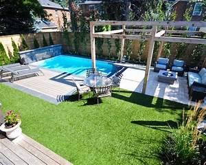 Mini Pool Design : pools for small backyards indoor small ~ Markanthonyermac.com Haus und Dekorationen