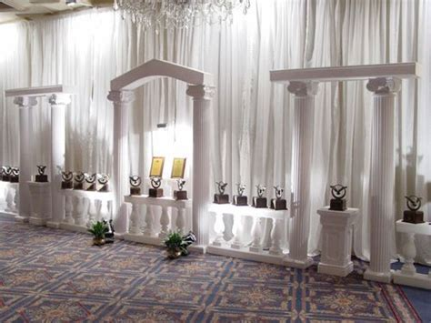 pipe and drape diy event drapes white search 60 years of made in