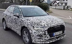 Nouveau Q3 Audi : audi le nouveau q3 de sortie ~ Medecine-chirurgie-esthetiques.com Avis de Voitures
