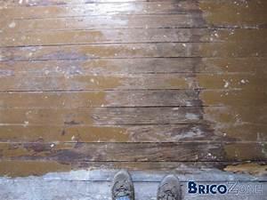 parquet salle de bain renover ou pas With renover un vieux parquet sans poncer