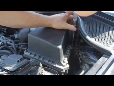 change air filter  wv polo    litres cgpa