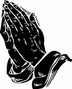 Praying Hands Printable Clipart - Clipart Suggest
