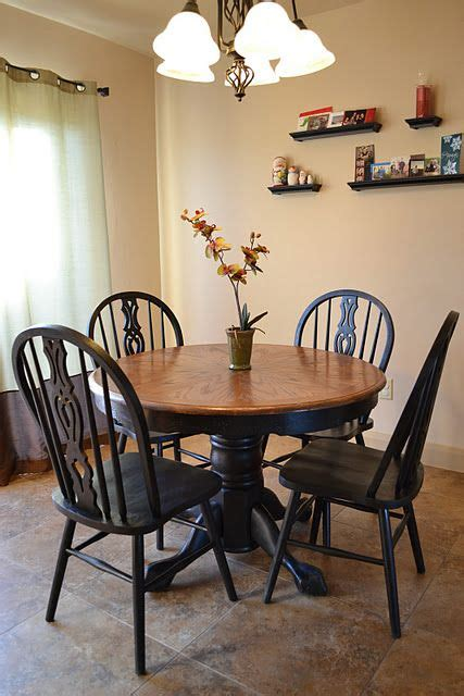 dining table makeover ideas  pinterest