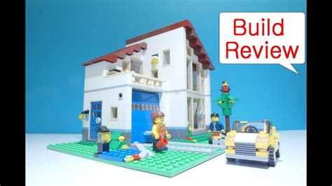 Lego Creator (레고) 31012 Family House