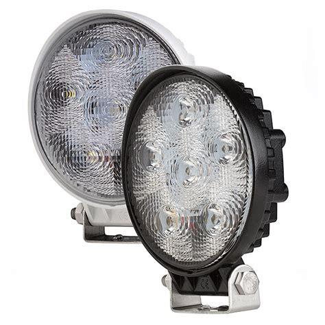 4 round led lights wl 18w rx round 18w led work light