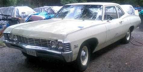 chevy biscayne dr police car