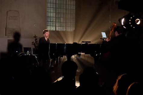 Ólafur Arnalds At St John At Hackney Church  Live Review