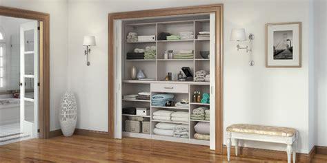 simple linen closet contemporary closet nashville