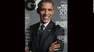 Barack Obama39s GQ Interview Donald Trump Smoking And