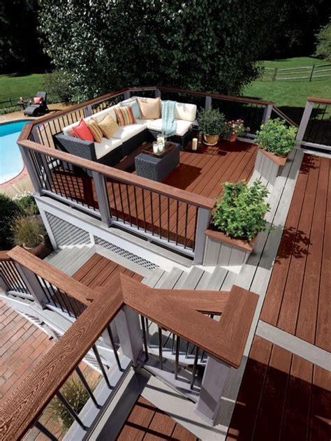 Backyard Decks Ideas by Deck Design Ideas Hgtv