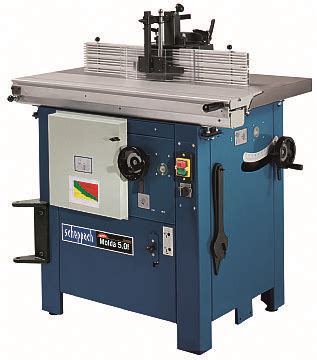 spindle moulders router tables