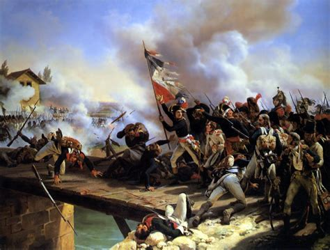 siege napoleon battle of arcole