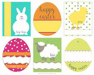 free easter basket gift tags capturing joy with kristen duke With easter name tags template