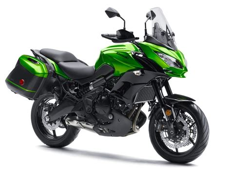 kawasaki versys  lt  ride review