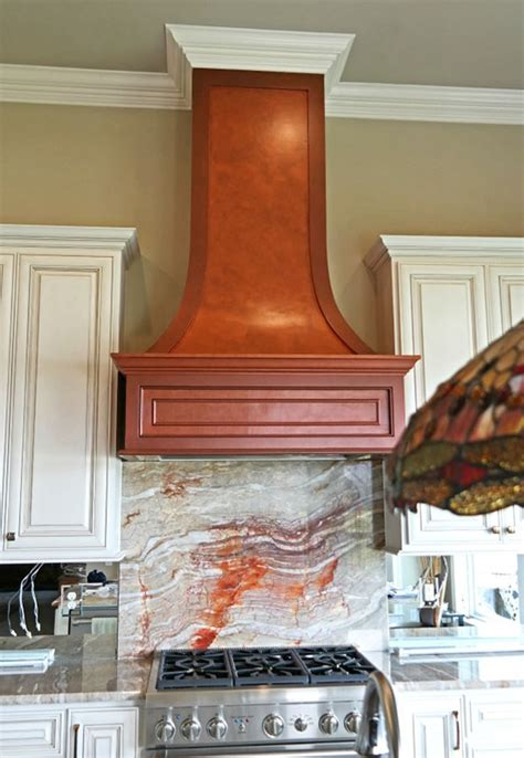 Kitchen Metallic Paint by Using Copper In Interior Decor Modern Masters Cafe
