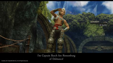 tips  playing final fantasy xii  zodiac age