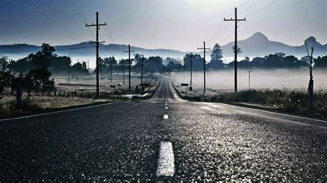 Endless Road Wallpaper   Wallpaper Studio 10   Tens of ...