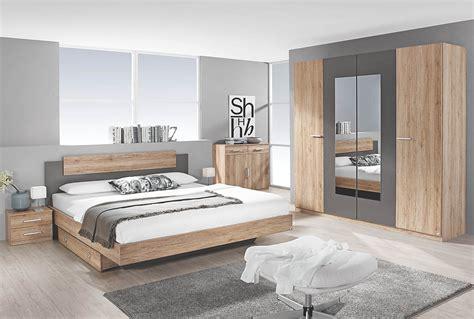 schlafzimmer set 160x200 schlafzimmer 4 tlg borba rauch packs mit 160x200 bett